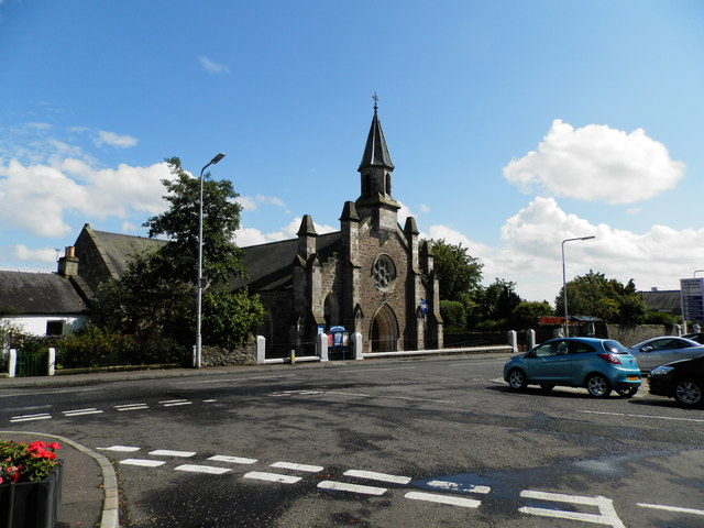 Tayport Parish Church