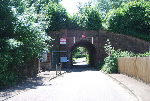 Railway Bridge, Ensfield Rd