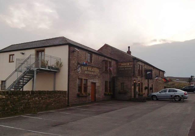 The Dog and Partridge Public House
