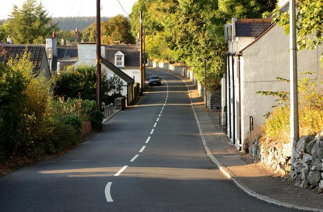 Creebridge and Millcroft Road