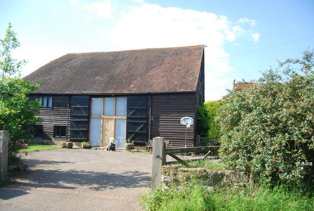 Barn, Larkin's Farm