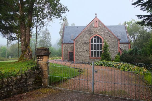 Converted Church Lochearnhead