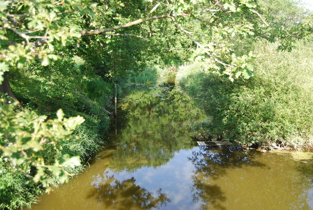 River Eden at Vexour Bridge