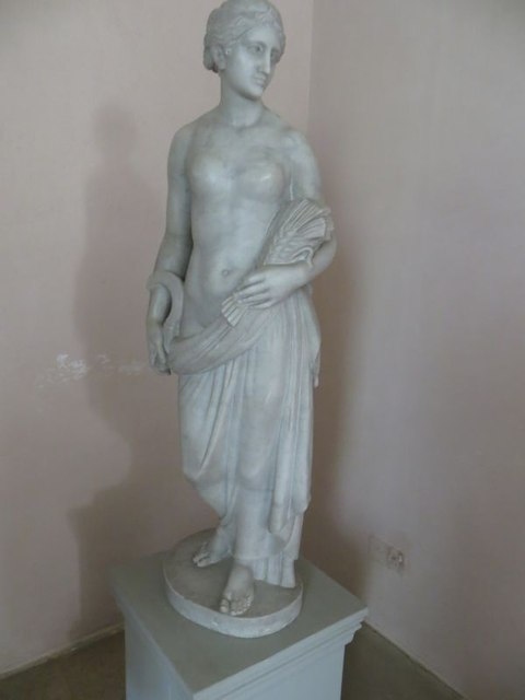 Third statue