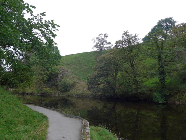 Dales Way trek from Bolton Abbey to Pinder Stile (102)