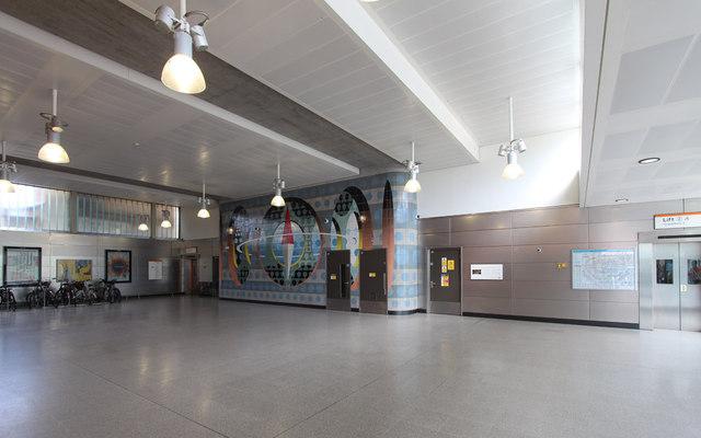 Haggerston Overground Station