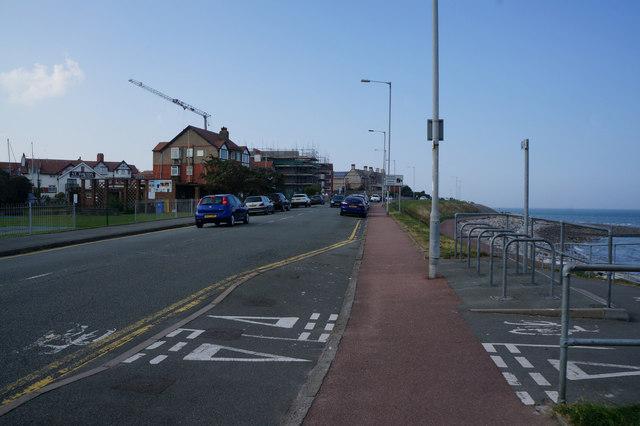 Marine Drive, Rhos on Sea