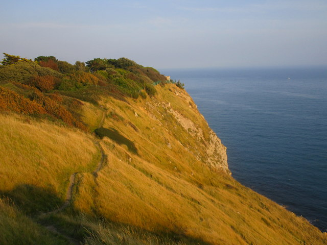 Between Dungy Head and Stair Hole