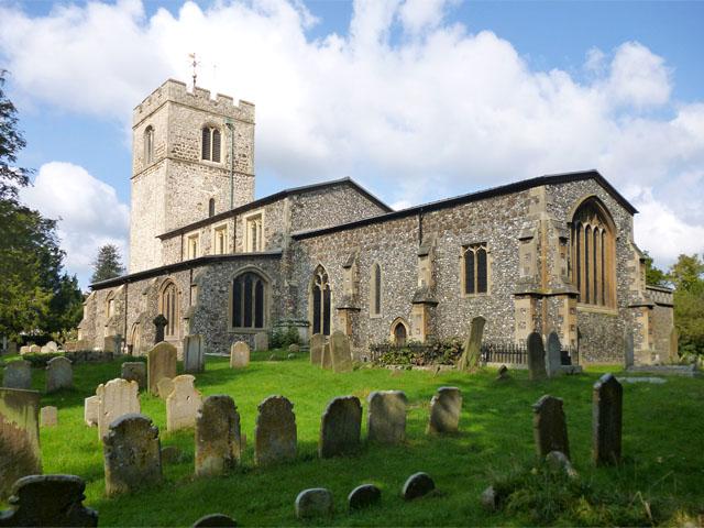 Iver church