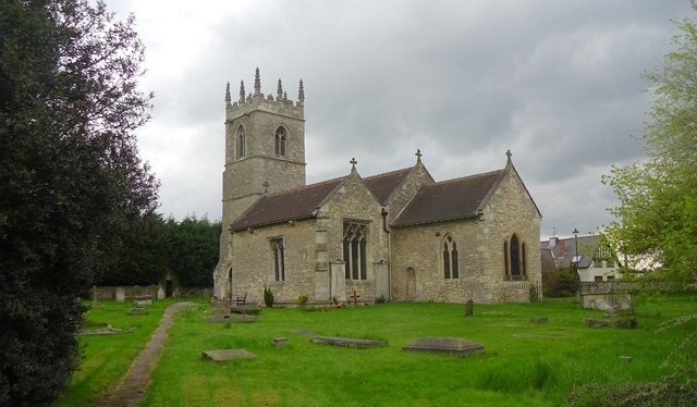 St Winifred's Church at Stainton