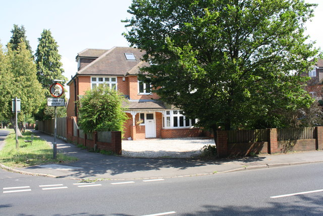 #43 Wilderness Road at Ramsbury Drive junction
