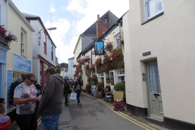 In Padstow