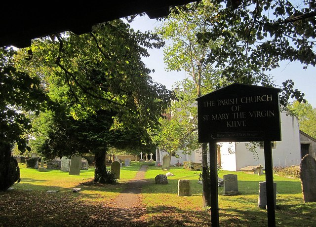 Churchyard, Kilve