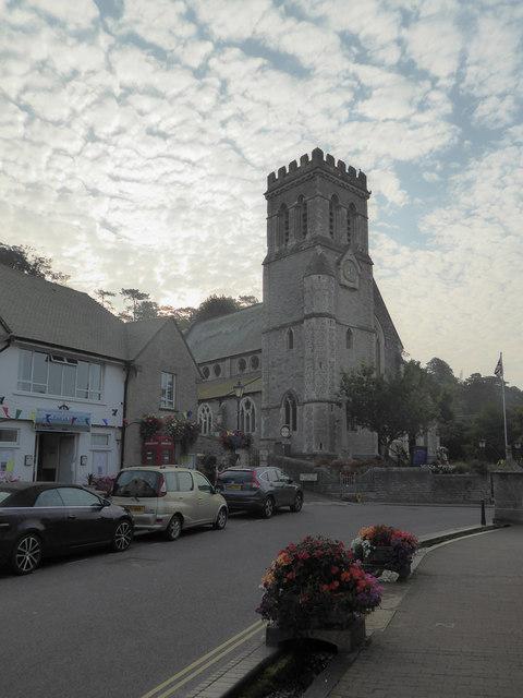 St Michael's Church Beer, Devon