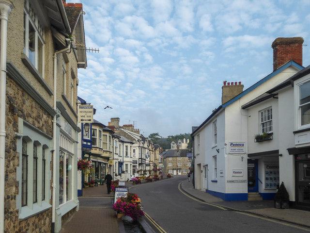 Fore Street, Beer, Devon