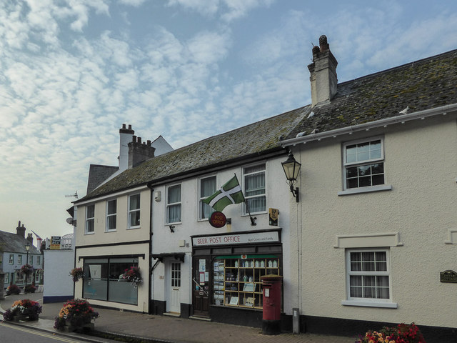 The Post Office, Fore Street, Beer, Devon