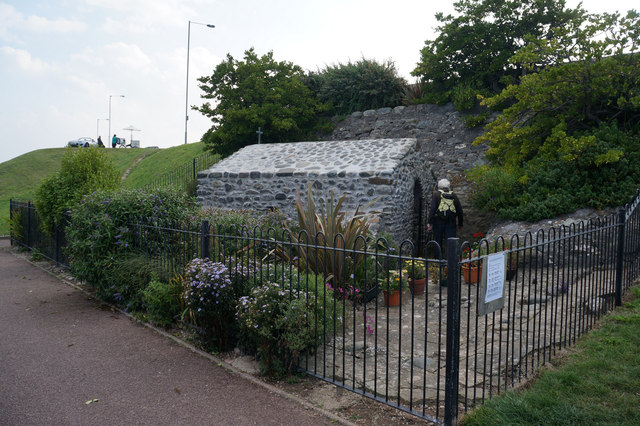 St Trillo's Chapel, Rhos on Sea