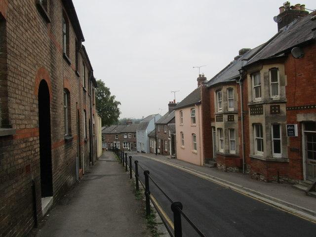 High Street, Fordington