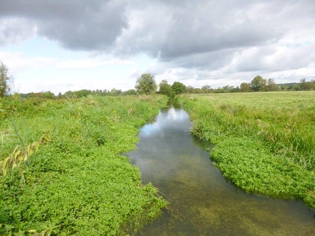 Hale, irrigation channel