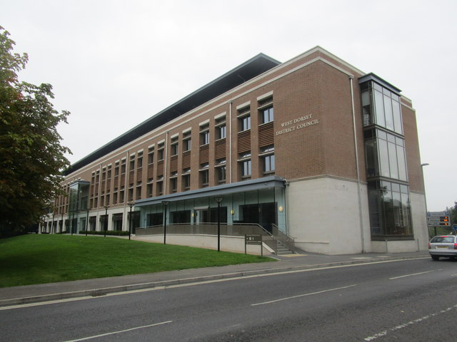 West Dorset District Council Offices