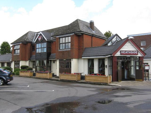 Burgh Heath:  Heathside Hotel