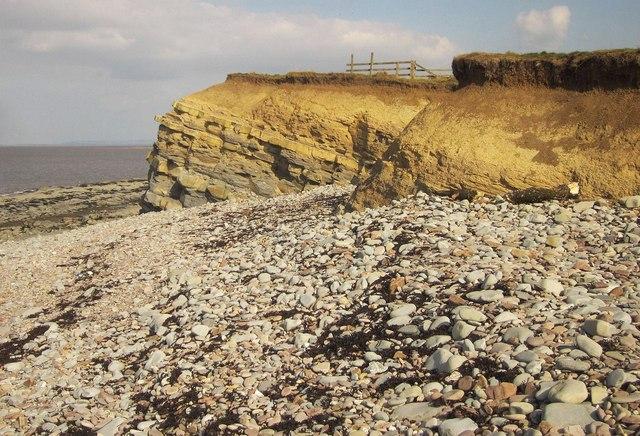 Cliffs at Kilve