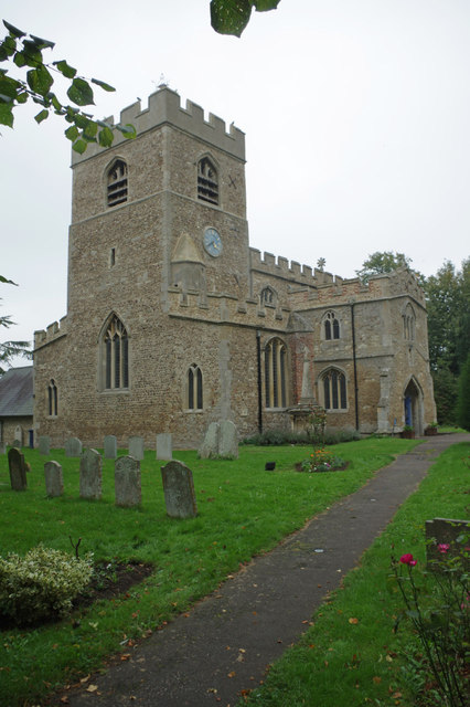 Girton Church