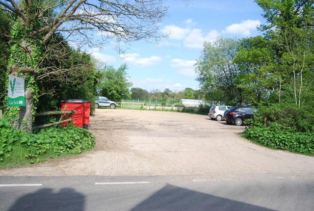 Village Greens car park, Ockley