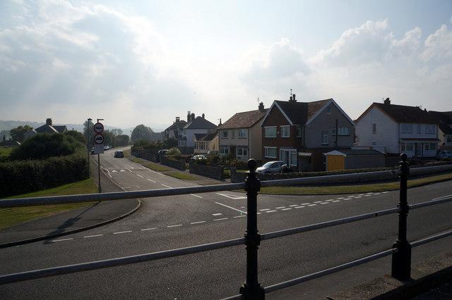 Morfa Road, Rhos on Sea