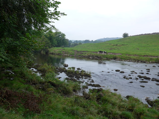 Dales Way trek from Bolton Abbey to Pinder Stile (112)