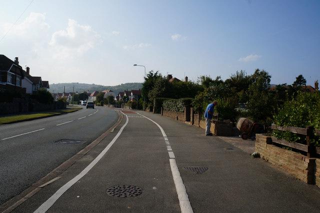 Glan-Y-Mor Road, Penrhyn Bay