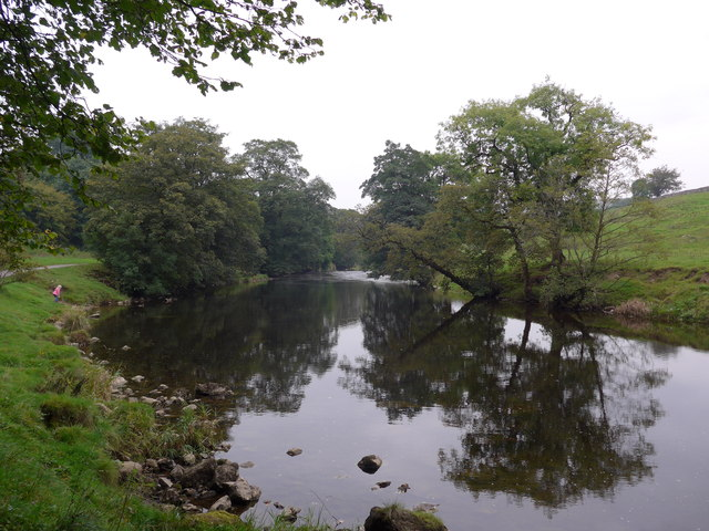 Dales Way trek from Bolton Abbey to Pinder Stile (113)