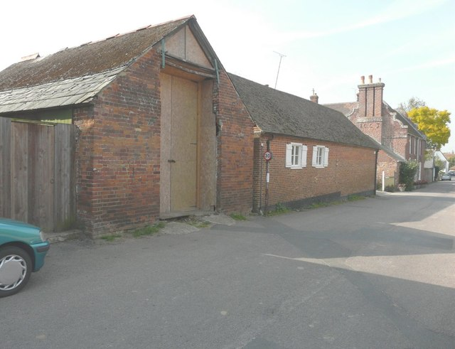 Boarded-up business, The Street
