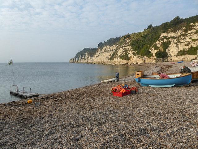 The Beach, Beer, Devon