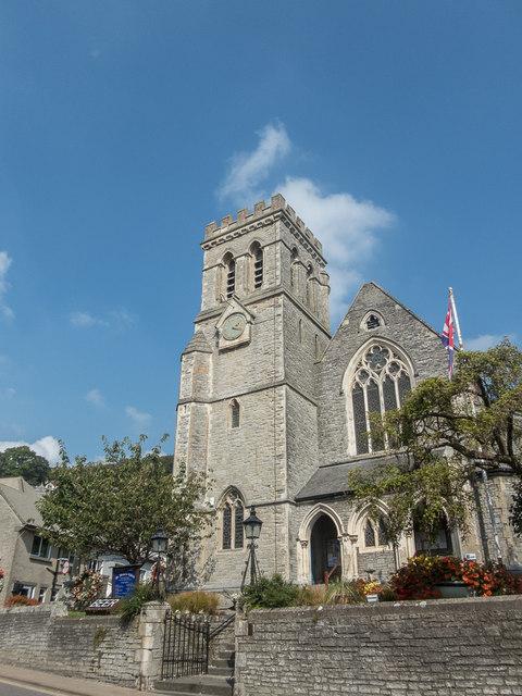 St Michael's Church, Beer, Devon