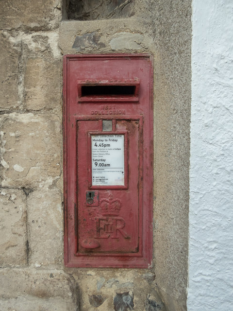 Postbox, Beer, Devon