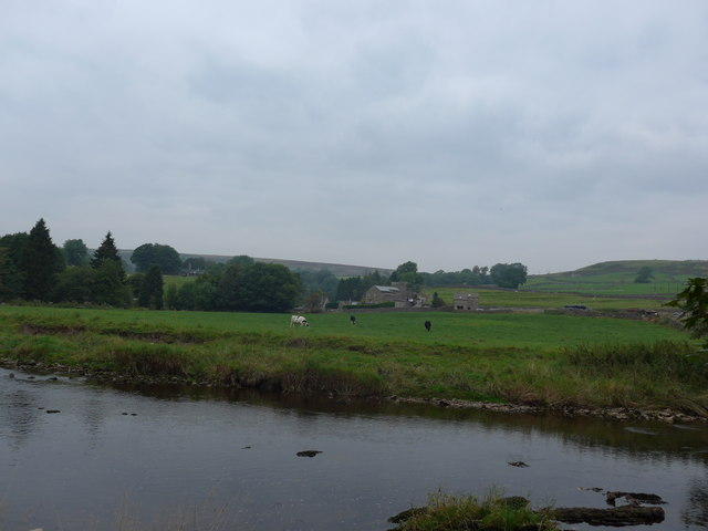 Dales Way trek from Bolton Abbey to Pinder Stile (116)