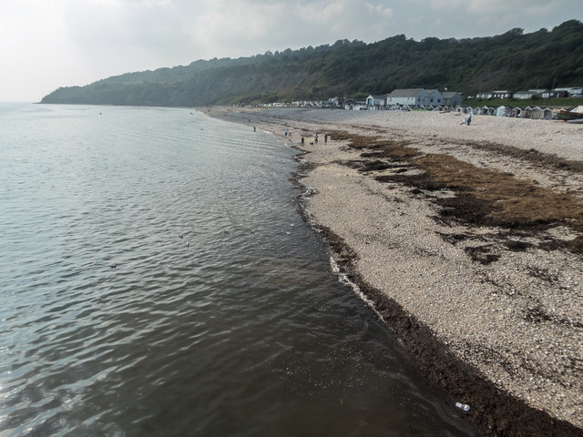 The Beach, Lyme Regis, Dorset