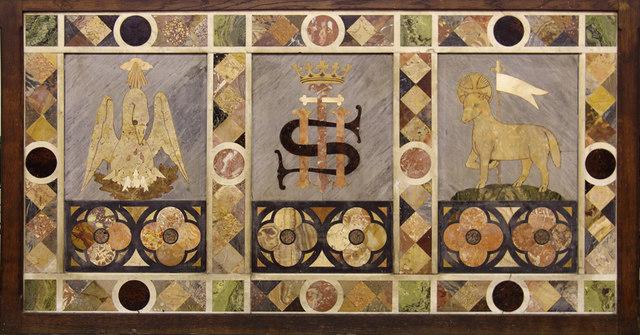 All Saints, Haggerston - Altar frontal