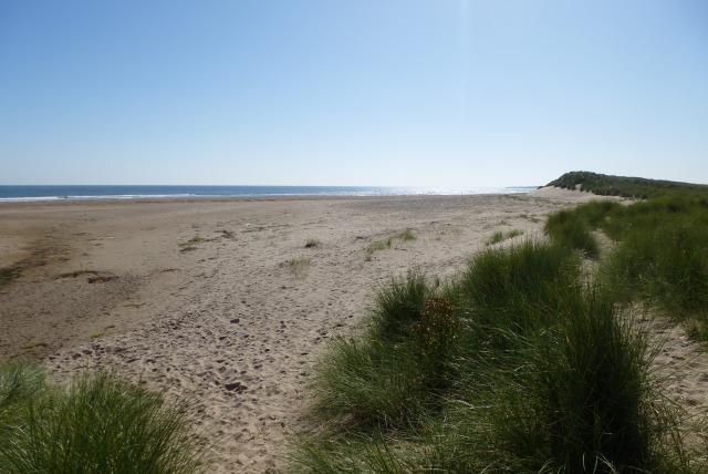 Beach near Chibburn Mouth