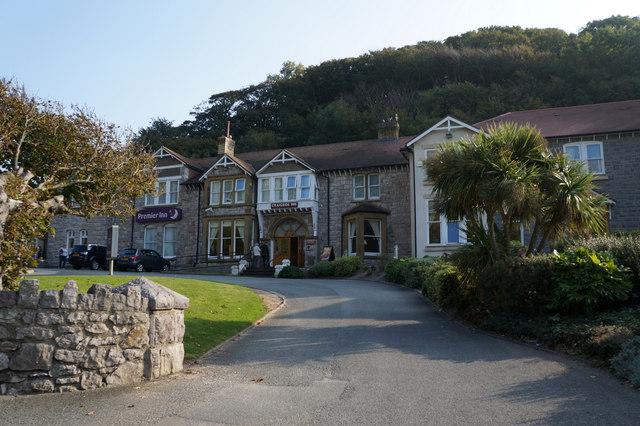 Craigside Inn on Colwyn Road, Little Orme