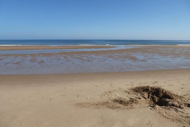 Beach at Cresswell