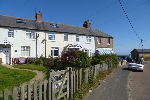 Houses in Cresswell