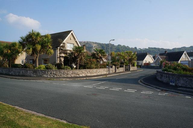 Colwyn Place, Craigside, Llandudno
