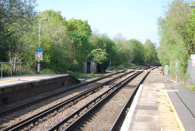 Mole Valley Line, Ockley Station