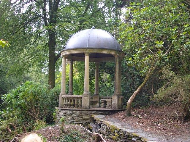 Temple - Garden Follie