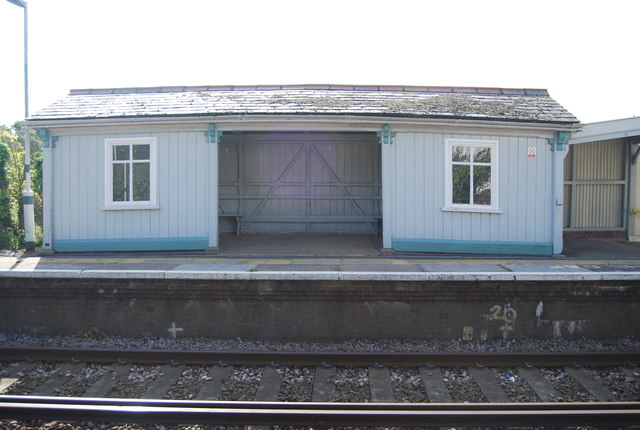 Shelter, Ockley Station