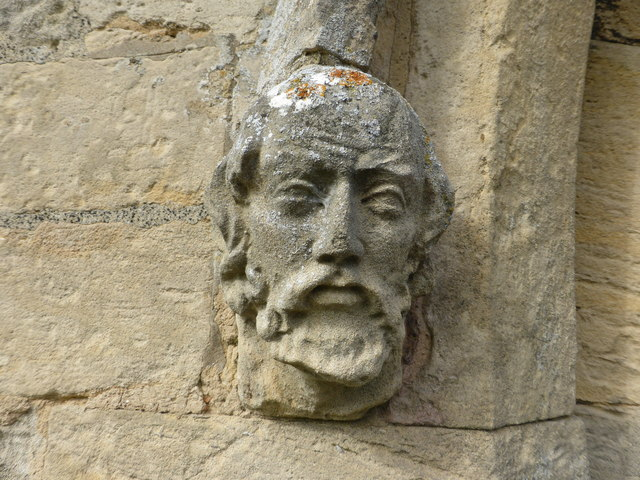 St. Peter ad Vincula, Head of St Peter