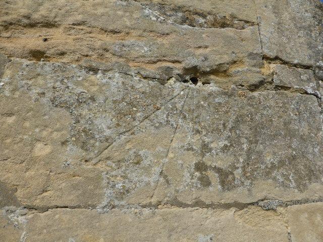 St. Peter ad Vincula Former sundial