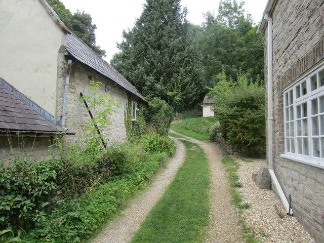 Mill Lane, Winterbourne Steepleton